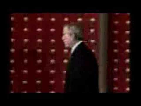 Bush hits a wrong door & Bush hits a wrong door - YouTube