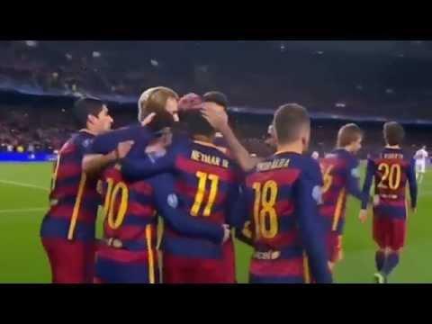 Барселона - Рома 24 ноября 2015, обзор матча, видео голов