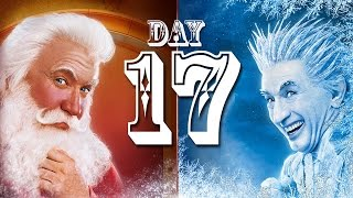 Santa vs. Jack Frost: Who Will Triumph? - The IGN Advent Calendar, Day 17