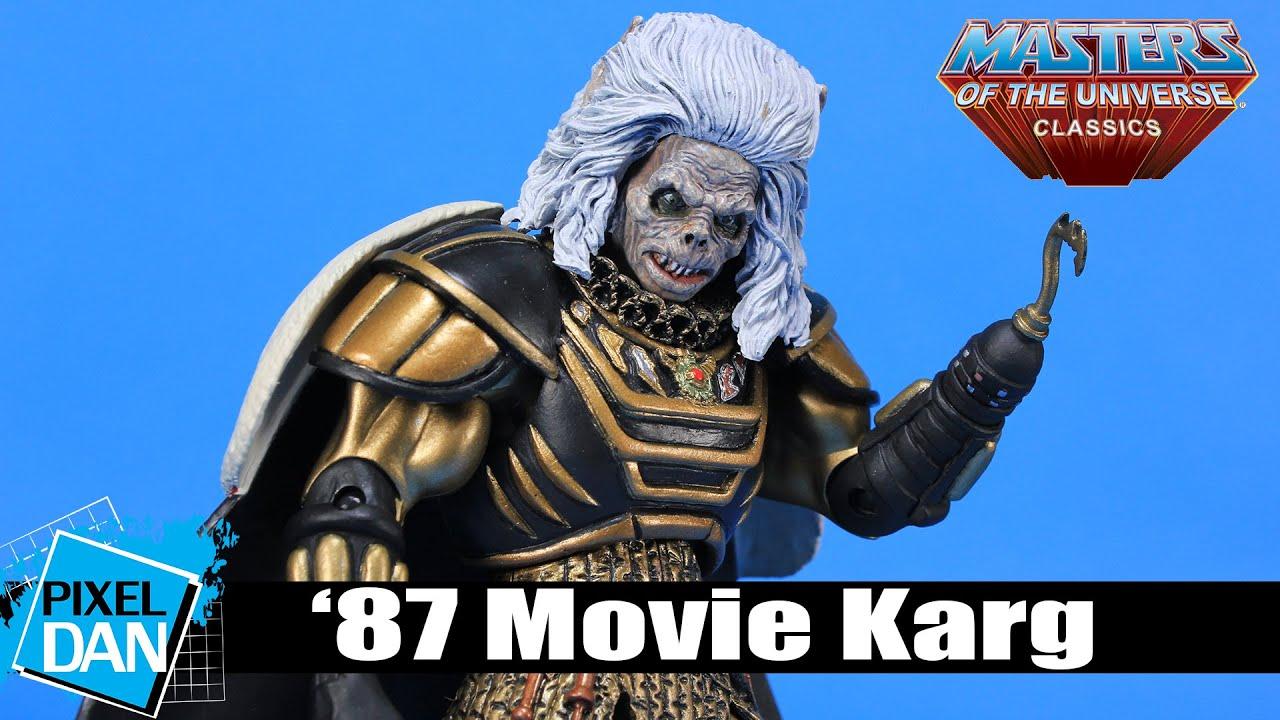 Masters of the Universe Classics Club Eternia Saurod Action Figure
