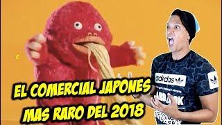El Comercial Japones Mas raro del 2018 ! 🤣🤣