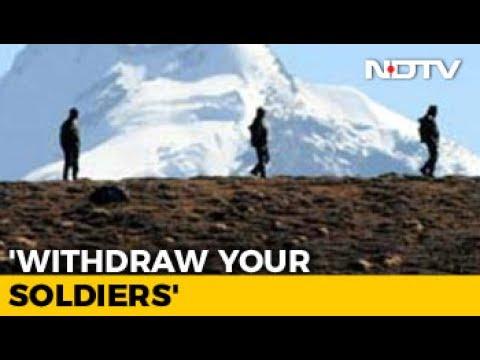 China Alleges Indian Troops Crossed Border, Blocks Mansarovar Pilgrims