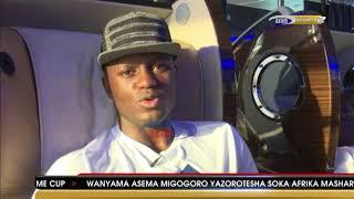 Kiungo wa Tottenham, Victor Wanyama anavyoitumia likizo yake Zanzibar