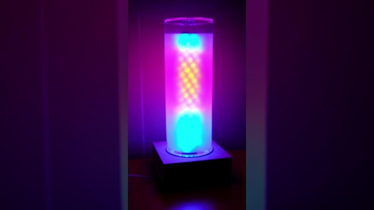 Meet the LIGHTTRON 9000 | WS2812B Ikea DROPPAR RGB Lamp ...