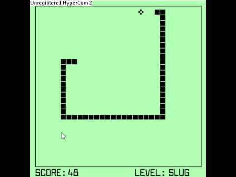 jeux serpent