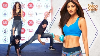 Shilpa Shetty Launches Her Own Wellness Website - Bollywood Bakda