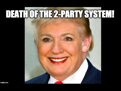 Proof The Two Party System Is Collapsing Youtube