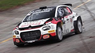 Citroën C3 R5 Rally Car In Action - Launch Control, Accelerations & Turbo Sounds!