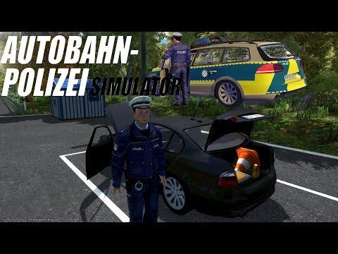 Прохождение Autobahn Police Simulator