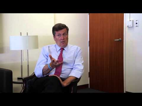 UrbanToronto's Interview with Mayor John Tory