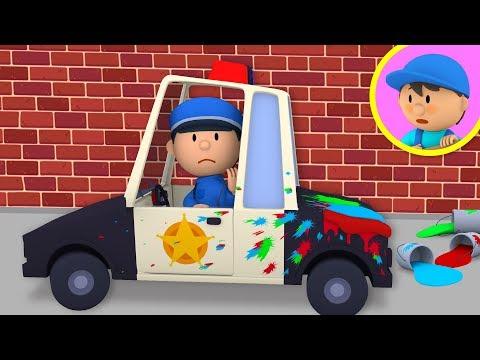 Police Car Car Wash | Carl's Car Wash