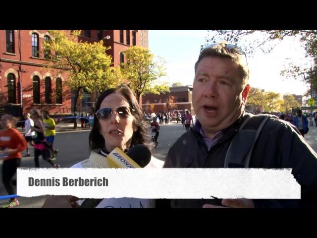 TCS New York City Marathon 2016