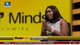Weight Loss: I Did A Bit Of Skin Removal - Lepacious Bose Pt.2 |Rubbin Minds|
