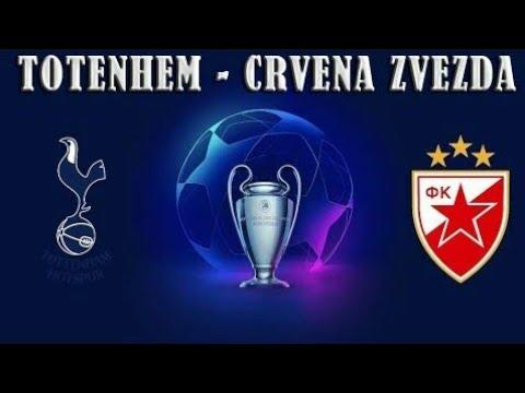 Fts 20 Tottenham Hotspur Vs Fk Crvena Zvezda