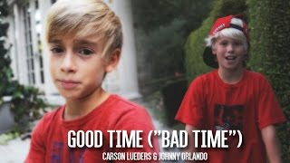 Owl City ft. Carly Rae Jepsen - Good Time (Carson Lueders & Johnny Orlando cover) Mp3