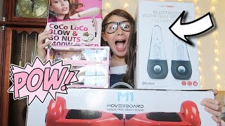 One of SassyBelle's most viewed videos: WHAT I GOT FOR CHRISTMAS - HUGE SASSY CHRISTMAS PRESENT HAUL!