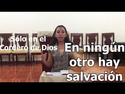 En ningún otro hay salvación ¿Cómo puedo ser salvo? | Jóvenes de Cristo