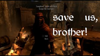 Skyrim ~ Saving the Dark Brotherhood