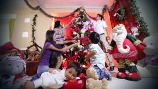 Feliz Navidad Les desea la Familia Antamina a toda la Región Áncash