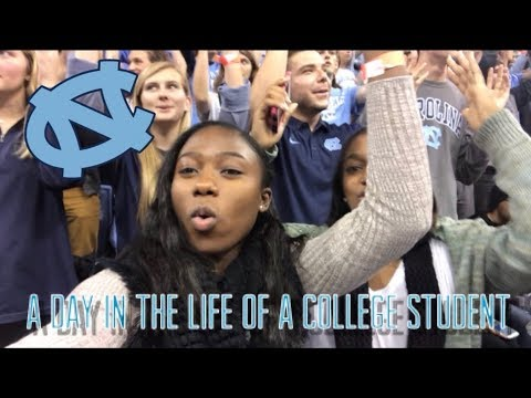 A day in the life of a college student | UNC Chapel Hill