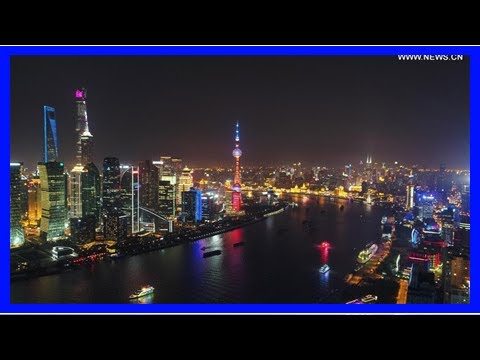 Breaking News | Shanghai tops Beijing in most commercially attractive city- China.org.cn