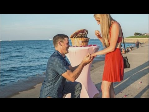 Why This Man Spent An Entire Year Making Elaborate Proposal Video