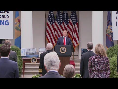 Жесткий ультиматум ВОЗ выдвинул президент США Дональд Трамп.