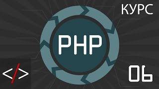 PHP уроки. 6: Как написать простой PHP код? (PHP для начинающих)