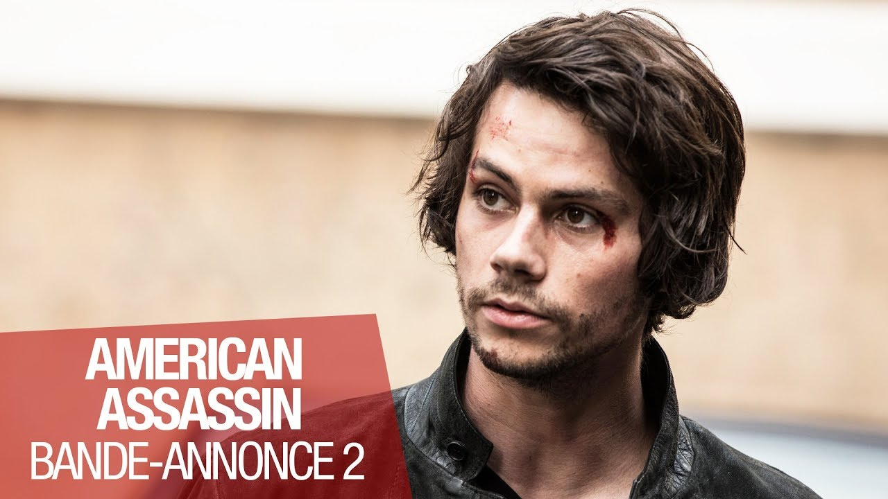 AMERICAN ASSASSIN - Bande annonce 2 - VOST