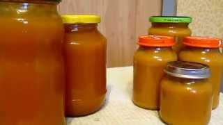 видео Как сделать сливовый сок в домашних условиях
