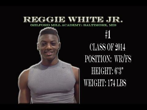 Reggie White Jr  2012 Highlight