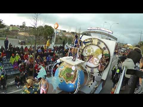 Charanguinha ( Ovar ) @ Carnaval de Ovar 2019 - Desfile de Domingo - Zoom Q2N