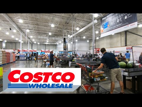 Tour Of Costco Canada In Montreal - June 2020 #costco #costcocanada #costcotour #costco2020