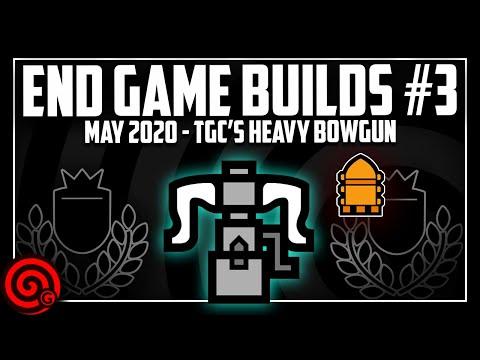TGC's End Game HBG Sticky Ammo Build - Pre - Alatreon | MHW Iceborne