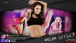 """WWE [HD] : Trish Stratus 4th Theme - """"Time To Rock & Roll"""" (WWE Edit) + [Arena Effect][DL]"""