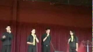 Asi tuve tu amor-Equipo Amarillo CRESR(Jessy,Rodrigo,Esther y yo,Diego!!)