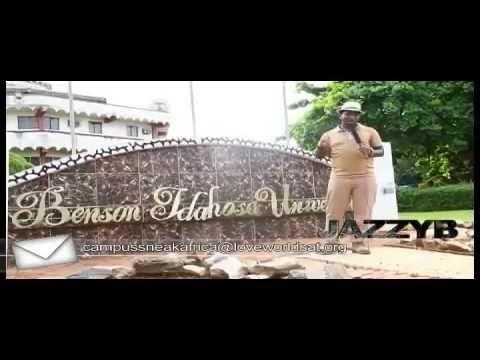 Campus Sneak Africa @ Benson Idahosa University