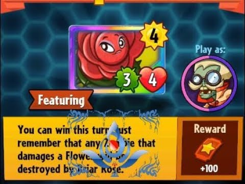 Puzzle Party !!! Daily Event 24 th April 2018 Plants vs Zombies Heroes day 2