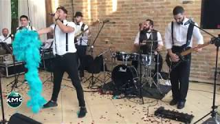 Robocop Gay - Mamonas Assassinas | KMC BAND | Banda Para Festa de Casamento