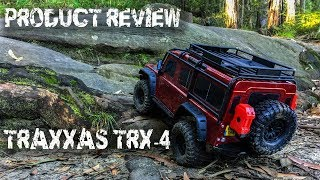 Traxxas TRX-4 RC Review | Could This make you a better 4w driver? | ALLOFFROAD #132