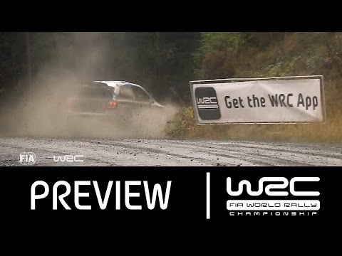 WRC - Wales Rally GB 2015: Preview Clip