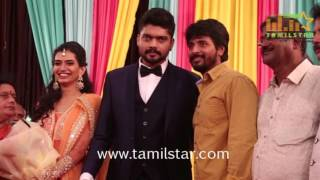 Arun And Swathi Wedding Reception