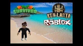 Koh lanta roblox (superviviente) (Ft. Pandasombre)
