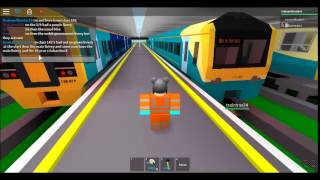 Arriva trains Wales Roblox (Advert)