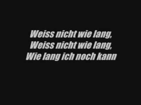 Liebe Und Schmerz Songtext von Die rzte Lyrics