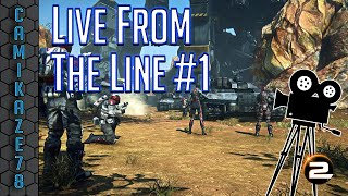 Live from the Line Episode 1 | Planetside 2 Live/Uncut Gameplay