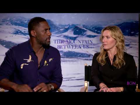 "BGN TIFF 2017:  BGN Interviews Idris Elba and Kate Winslet, stars of ""The Mountain Between US"""