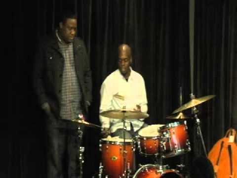 Greg Hutchinson Berklee Drum Clinic