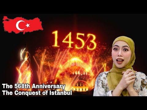 Istanbul'un fethi'nin 568. yıl dönümü kutlama programı | Indonesian Reaction