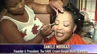 Zanele Mbokazi and Mpendulo Nkambule